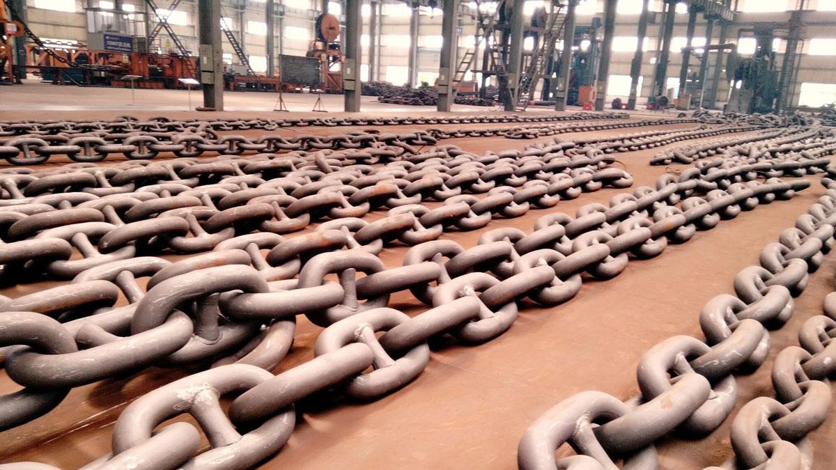 Anchor Chains Singapore